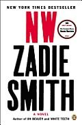 NW by Zadie Smith: One of the New York Times Book Review's 10 Best Books of 2012 Set in northwest London, Zadie Smith's brilliant tragicomic novel follows four locals  Leah, Natalie, Fox, and Nathan  as they try to make adult lives outside of Caldwell, the council estate...