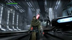 These are hand keyed animations I did for Starkiller from Star Wars: The Force Unleashed to show combat animations in a gameplay environment.