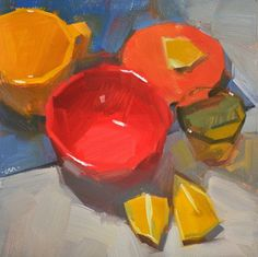 DPW Fine Art Friendly Auctions - Hot and Sour by Carol Marine