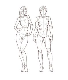Amazing proportion tutorial by independent artist Warren Louw! - IDRAW Creative…