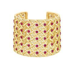 Dior cuff bracelet