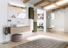 Moderní byt | 3 řešení pro partnerky vašeho umyvadla