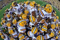 pucture lsu football | LSU football