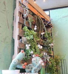Pallet Vertical Planter Ideas