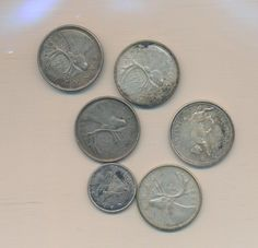 CANADA – SILVER .500 COINS AT BARGAIN BUY!  Price : $8.50  Ends on : 4 weeks Order Now