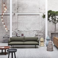 Reminder 20% OFF the Iconic Muuto Outline Sofa for the month of October. . With the design taking its name from its strong outline of a sofa, the Outline Series is clean and elegant on the outside with a deep seat and soft cushioning on its inside. The Outline Series has an expression that is at once elegant yet timeless, elevated by its lines referencing architectural shapes alongside its curved armrests, giving the design a distinct appearance across various sizes and variants.