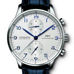 IWC Portuguese...timeless watch