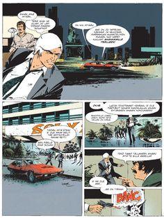 Bruno Brazil 3. #sarjakuva #sarjis #egmont