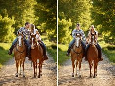 Lance and Katie, Love and Horses   Shelley Paulson Photography Blog