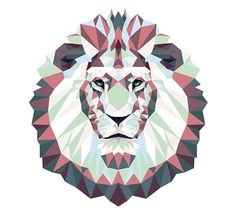 Geometric Illustrated Animals on Behance