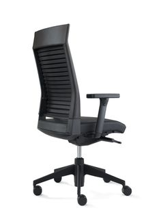 SLAT 16 work chair with high backrest