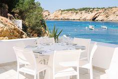 Maya Beach Club Ibiza. One of our tables...