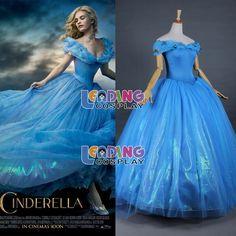Cinderella movie  | neueste cinderella kleid 2015 cinderella film cosplay cinderella ...