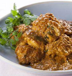Jenny Morris' Butter Chicken Recipe