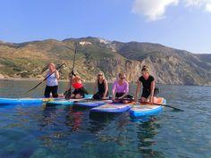 Sea Kayaking Zakynthos - Stand Up Paddle Lessons