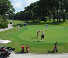 Check out our live web cam of Robert Trent Jone Course at Palmetto Dunes!