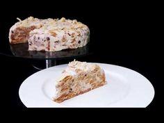 Acest desert ni-l gătea mama cînd eram mici , TORTUL COPILĂRIEI | Reghina Cebotari - YouTube Romanian Desserts, Romanian Food, No Cook Desserts, Biscuit, Deserts, Pie, Sweets, Cooking, Videos