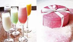 De klassieke sgroppino (of 'scroppino') is gemaakt met sorbet-citroenijs. Maar in roze, babyblauw of mintgroen kan dit ultieme feestdrankje ook!  ...