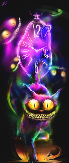 57 trendy phone wallpaper quotes disney alice in wonderland mad hatters Cheshire Cat Quotes, Cheshire Cat Tattoo, Chesire Cat, Cheshire Cat Art, Wallpaper Gatos, Trippy Wallpaper, Disney Wallpaper, Kawaii Wallpaper, Alice And Wonderland Tattoos
