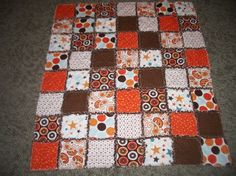 Fun and easy to sew rag quilt Easy Sewing Projects, Quilting Projects, Quilting Ideas, Sewing Ideas, Hobbies To Try, Hobbies That Make Money, Rag Quilt, Quilts, Diy Crafts And Hobbies