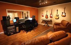 Home studio!