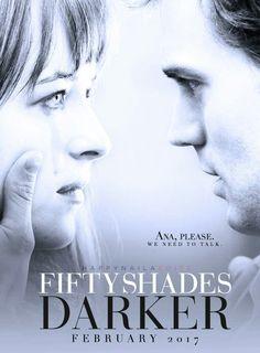 50 shades darker, coming soon Fifty Shades Darker Book, 50 Shades Freed, Fifty Shades Series, Fifty Shades Movie, Fifty Shades Of Grey, Christian Grey, Jamie Dornan, Anastasia Grey, Fifty Shades Darker