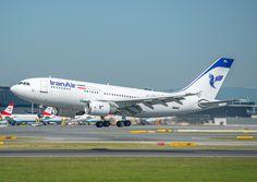 IRAN Air A310-304