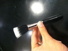 CHANEL blending foundation brush. Creates a flawless complexion! Does wonders!