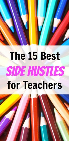 Here are the best ways for teachers and educators to make extra money on the side with your unique skills, expertise, and schedule. Earn More Money, Make Money Fast, Earn Money Online, Make Money Blogging, Make Money From Home, Money Saving Tips, Online Jobs, Money Tips, Online Income