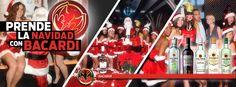 Portada Facebook - Bacardí Colombia (Navidad)