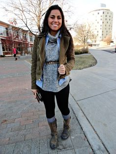 (not my personal blog post) WHAT TO WEAR: Finals | College Fashion Trends and Style Tips.