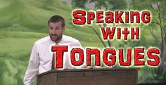 """Speaking with Tongues Part 1"" Hard Preaching by Pastor Anderson"