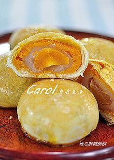 Carol 自在生活 : 中秋月餅糕點食譜集合。moon cake recipe