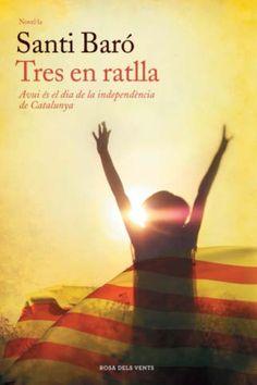 Tres en ratlla, de Santi Baró, publicat per Rosa dels Vents  http://www.neuschorda.com/noticies/445/tres-en-ratlla-de-santi-baro-ja-es-a-totes-les-llibreries