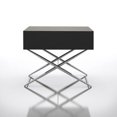 Sandhurst Nightstand Wenge, $245, now featured on Fab.