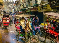 Are the Best Sights of India Travel in Old Delhi? Look Here ...