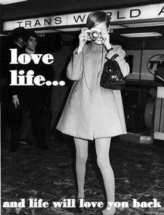 Ljubi življenje. ツ