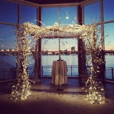 Pour un mariage d'hiver Winter wedding