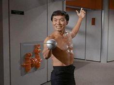 Sulu --  Oh MY!