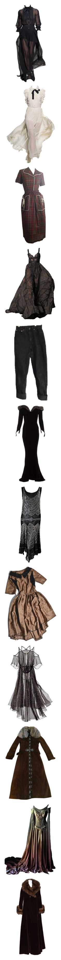 """Tardis wardrobe"" by georginasmith-wastaken ❤ liked on Polyvore featuring dresses, gowns, edits, the dresses, 1940s, tartan plaid dresses, pocket dress, long plaid dress, plaid dress and red day dress"