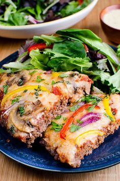 Slimming Eats - Weight Watchers and Slimming World Recipes Low Syn Meatzza Slimming World Lunch Ideas, Slimming World Dinners, Slimming World Recipes Syn Free, Slimming Eats, Slimming Word, Slimming World Minced Beef Recipes, Mince Recipes, Cooking Recipes, Beef Kabob Recipes