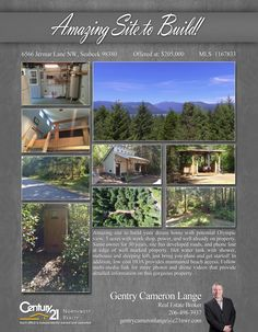 #NEWLISTING  Equestrian Property! Country Home. A slice of paradise on 5 acres 4 Bedroom 3 Bath & bonus room. With 4,241 sq. ft. of living space. Beautiful kitchen with granite counter-tops. From the second story you can see Wallace Falls and Gold Bar. 4 stall barn with hay and tack room storage on big pastures. Close proximity to Lord Hill Regional Park with 1300 acres of pristine riding trails. This home is a must see call for showing.  Contact Nick Alevizatos @ (206) 954-6459 MLS #…