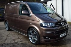 toffee brown vw t5 - Google Search