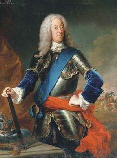 King George II, formerly Duke of Cambridge, Charles Jervas