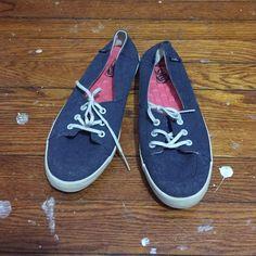 Vans Surf Siders Worn once Vans Shoes