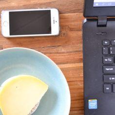 Eetdagboek van Saskia #6, wat ik eet tijdens een dagje bloggen!