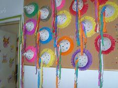 decoração carnaval escola