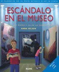 Escándalo en el museo