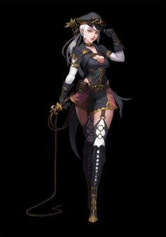 ArtStation - Whip User, Cotta - Female Characters, Fictional Characters, Princess Zelda, Style, Anime Girls, Character Art, Swag, Fantasy Characters, Outfits