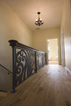 Hall Design, Pictures, Remodel, Decor and Ideas - page 17 Metal Railings, Staircase Railings, Stair Spindles, Banisters, Stairways, Cnc, Balustrades, Hall Design, Wrought Iron Gates